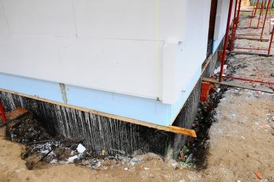 basement leaking waterproofing services