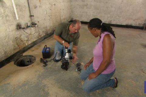 Backup Sump Pump Installation in Baltimore, MD