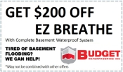 $200 Off on EZ Breathe