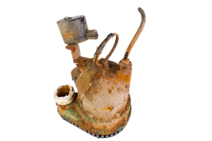 Trusted old sump pump