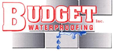 Budget Basement Waterproofing Logo