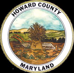 Howard County Seal